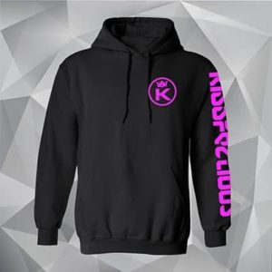 Kiddfectious Hoodie Front