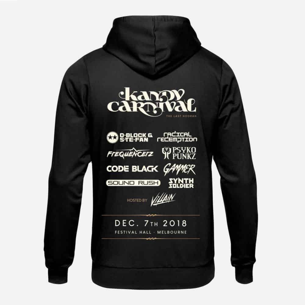 Kandy Carnival hoodie